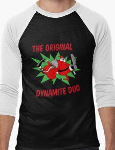 The Original Dynamite Duo Men's Baseball ¾ T-Shirt