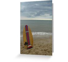 Surf's Up Greeting Card