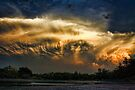 Strange Clouds by Carolyn  Fletcher