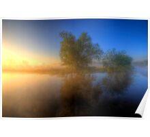 Misty Dawn 1.0 Poster