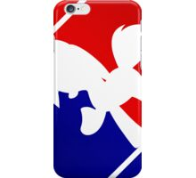 Major League Pony (MLP) - Rainbow Dash - Mark 2 Phone Case iPhone Case/Skin