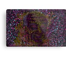 Albert Hofmann psychedelic portrait Metal Print