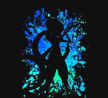 bleach espada nnoitra paint splatter anime manga shirt T-Shirt