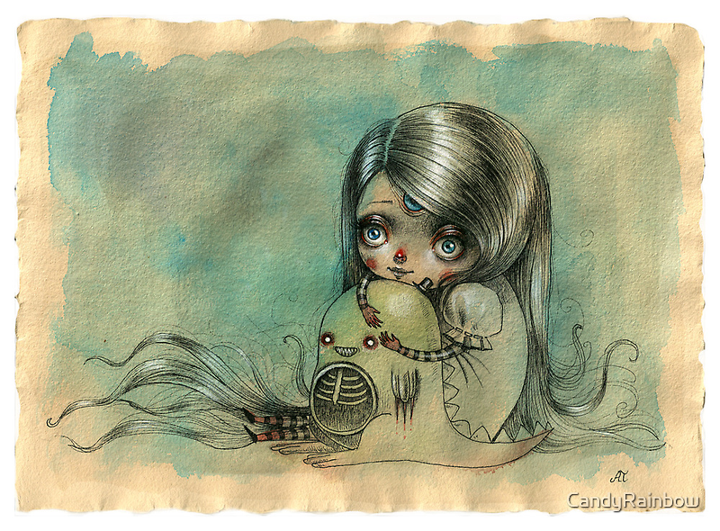 """""""You can play your videogames but please don't leave me"""" by Ania Tomicka"""