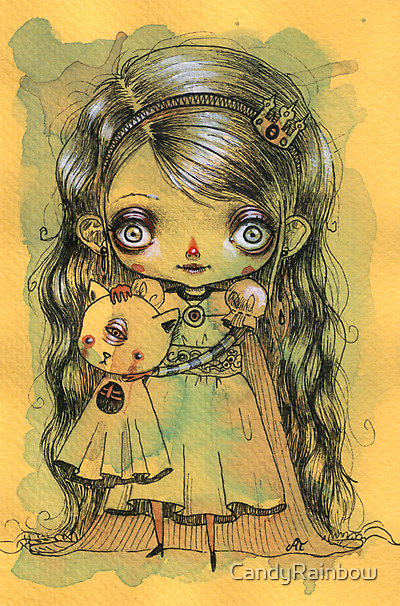 The fake princess by Ania Tomicka