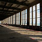 Abandoned Power Station, Western Australia by Akrotiri