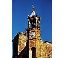 Iglesia de San Martin - Trujillo Photographic Print