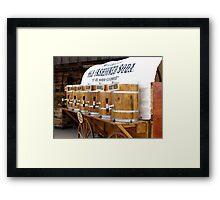 Soda-Licious Framed Print