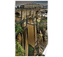 Puente Nuevo - Ronda Poster