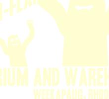 Wacky Waving Inflatable Arm-Flailing Tubeman! Sticker