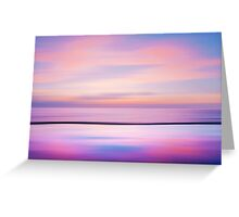 Mirror Sands Greeting Card