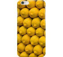 Lemons iPhone Case/Skin
