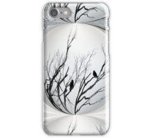 Siloheutte iPhone Case/Skin