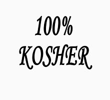 100% Kosher Womens Fitted T-Shirt