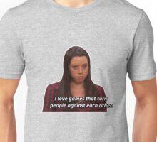 April Ludgate - Evil Games Unisex T-Shirt