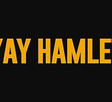 Yay Hamlet! by elisc