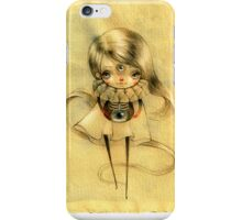 the third eye iPhone Case/Skin