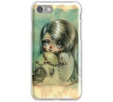 """""""You can play your videogames but please don't leave me"""" iphone case iPhone Case/Skin"""