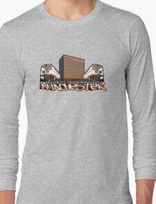 Manchester GM Buses Long Sleeve T-Shirt
