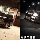 Nissan Stagea RS4S - Before/After by Emily Loughnan