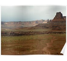 Canyonlands Country Roads Poster