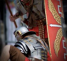 Roman Soldiers  by Bokeh  Photography