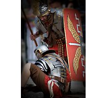 Roman Soldiers  Photographic Print