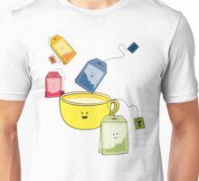 Tea party! Unisex T-Shirt