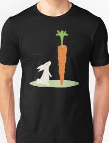 Funny bunny Unisex T-Shirt