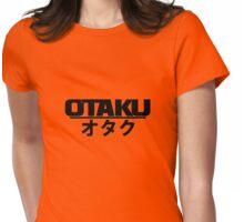 otaku Womens Fitted T-Shirt