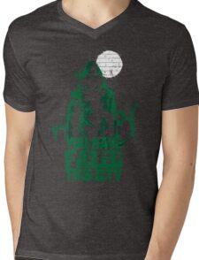 Hunter's Moon Mens V-Neck T-Shirt