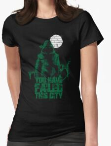 Hunter's Moon Womens Fitted T-Shirt