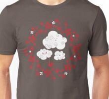Cute clouds Unisex T-Shirt
