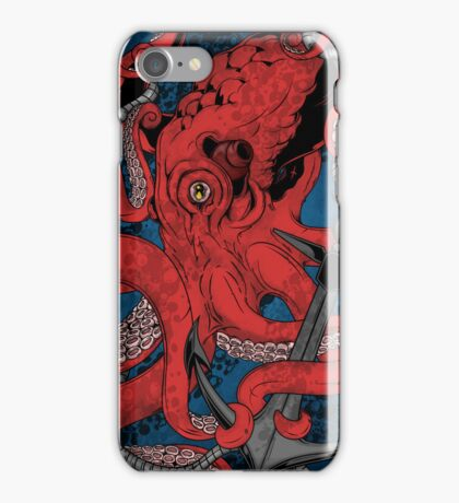 Anchors Away iPhone Case/Skin