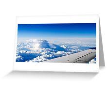 Sky.  Greeting Card