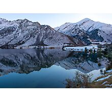 Moke Lake Photographic Print
