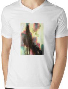 """""""Space Glue"""" Mens V-Neck T-Shirt"""