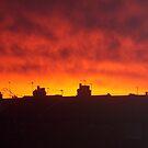 Raging Skies by crazyman53