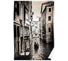 Lone Gondola Poster