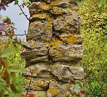 Stone Pillar by lezvee