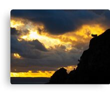 Masters of Great Orme, North Wales Canvas Print