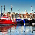 Colorful Harbor... by Poete100