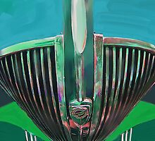 Chrysler Grille by scat53