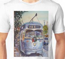 San Francisco at Christmas Unisex T-Shirt