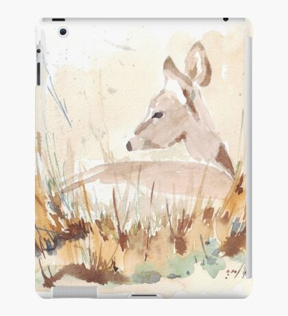 Survival in the African Bush iPad Case/Skin