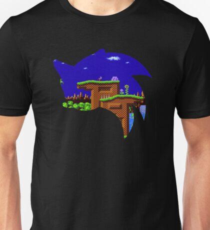 Sonic Green Hill Unisex T-Shirt