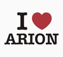 I Love ARION by meunice