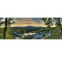 Catskill Moutains Range Photographic Print