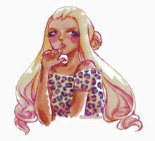 Inky Gyaru One Piece - Short Sleeve