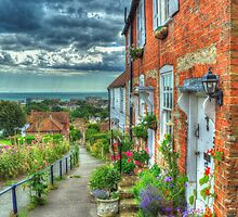 View from North Road by Nigel Bangert